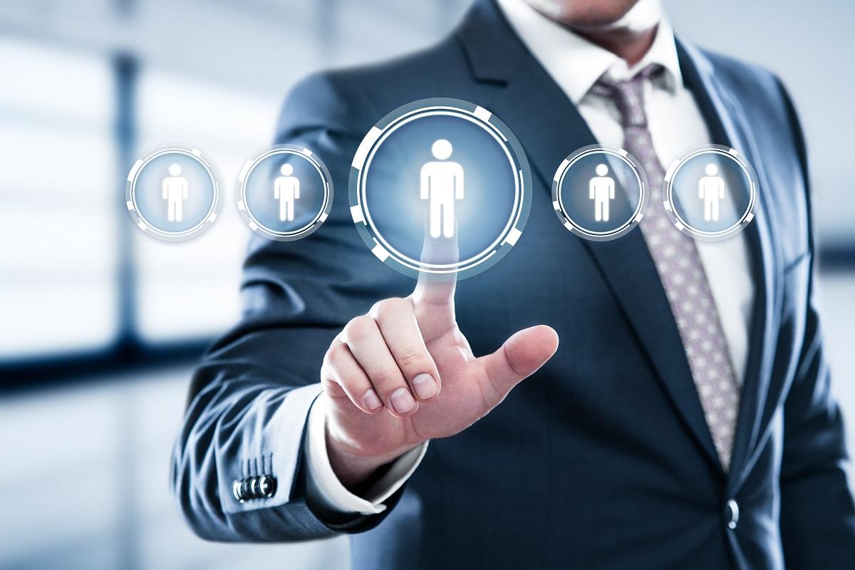 human resource concept